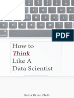 How To Think Like A Data Scientist
