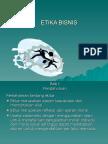 ETIKA - BISNIS 2015