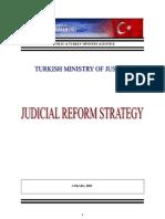 Judicial Reform Strategy