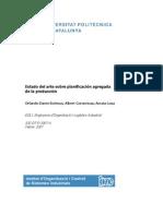 Estado del arte sobre planificación agregada de la producción by Boiteux, Corominas y Lusa (2007)