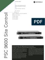 PSC9600 Site Controller