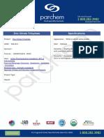 Zinc Citrate Trihydrate Getpdf 016841