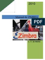 Manual ZimBra