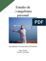Estudio de Evangelismo Personal Por Gene Taylor