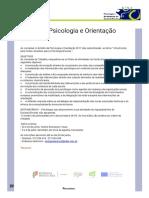 Jornadas de Psicologia e Orientação