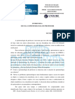 Fernando B Epistemologia do prof.pdf