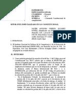 Demanda Constitucional de Cumplimiento Indecopi Resoluciones Cosa Decidida FINAL 2