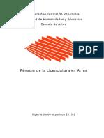 Pensum Escuela de Artes (Vigente desde 2010-2).pdf