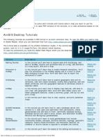ArcGIS Tutorials.pdf