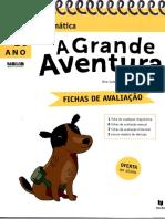 A Grande Aventura Matemática - TESTES.pdf
