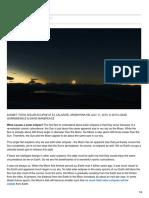 Greatamericaneclipse.com Eclipse Basics
