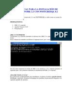 Manual_geonetwork 2.2 Con Postgres 8.2_version2