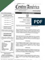 Reformas Al Código de Trabajo - Acdo. Gubernativo 7-2017