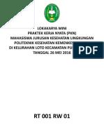 Lokakarya Mini