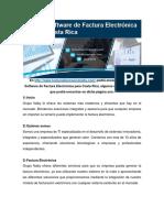 Factura Electronica Costa Rica