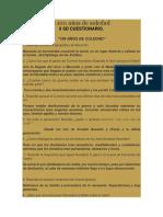 Cuestionario 100 Años de Soledad_xitatli