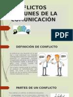Conflictos Comunes de La Comunicación