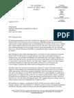 Bus Improvement Letter to Chairman Lhota