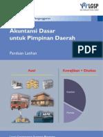 Akuntansi Dasar Untuk Pimpinan Daerah