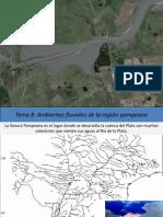 Ambientes Fluviales de La Region Pamepana