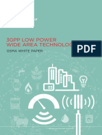 3GPP Low Power Wide Area Technologies GSMA White Paper