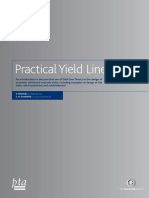 Practical Yield Design Slabs Design