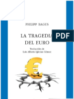 La Tragedia Del Euro - Philipp Bagus
