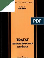 Bria - Tratat de Teologie Dogmatica Si Ecumenica - 1999