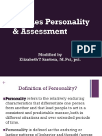 1 Theoriesofpersonality 130222131722 Phpapp02