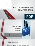 Ahorro de Energia en Compresores