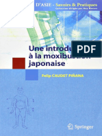 Caudet Pi§ana Felip - Une introduction Ö la moxibustion japonaise