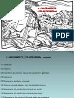 2-mapeamento lito-estrutural