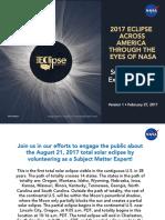 2017 Eclipse Across American Presentation 031517