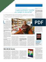 Entrevista a Fernando Tuesta