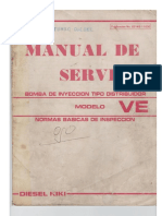 Manual de Servicio Bombas VE (Diesel Kiki)