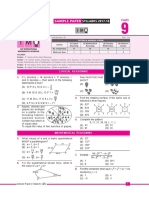 Imo Sample Paper Class-9