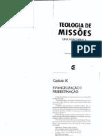 CAP LVR MACEDO Predestinação e Missões in Teologia de Missões
