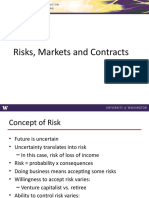 07b-Risks Markets and Contracts