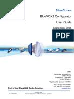 CS-110372-UGP2 BlueVOX Configurator User Guide