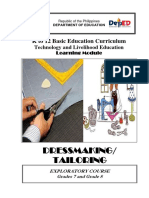 Sewing - Learning Guide K-12