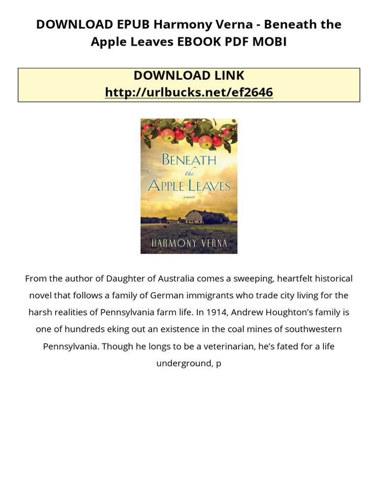 Download epub harmony verna beneath the apple leaves ebook pdf download epub harmony verna beneath the apple leaves ebook pdf mobi battle of the alamo texas revolution fandeluxe Epub