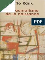 315702293-Otto-Rank-Le-Traumatisme-de-La-Naissance.epub