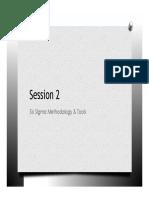Six Sigma(Session 2)