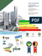 Etiquetagem de Eficiência Energética em Prédios Públicos