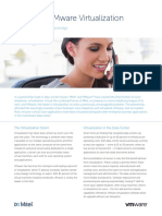 Mitel and VMware Virtualization Brochure En