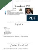 Cursosharepoint2013overview 150627012155 Lva1 App6891