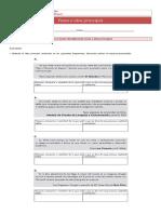 Guía tema e idea principal + solucionario