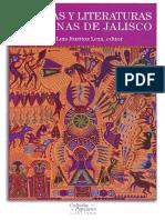 Lenguas y literaturas Indígenas  de Jalisco.pdf