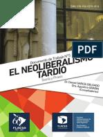 Garcia Delgado El Neoliberalism o Tardio
