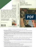 Le Clézio%2c Jean-Marie Gustave - Mondo & Autres Histoires.pdf
